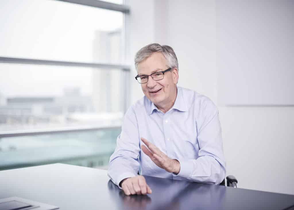 Martin Daum, Member of the Board of Management of Daimler AG responsible for Trucks & Buses