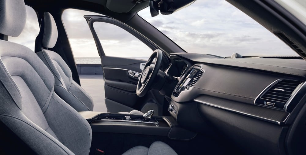 The refreshed Volvo XC90 Inscription T8 Twin Engine interior