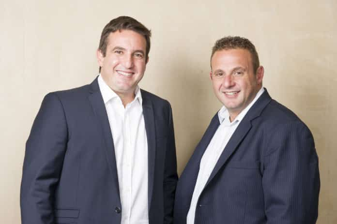 Blue Label Telecoms: Mark and Brett Levy