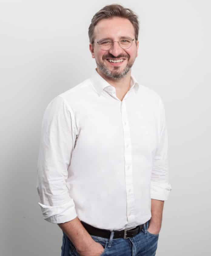 Peter Barcak CEO and Co-Founder of CredoLab