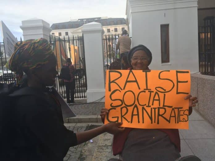 Social grant